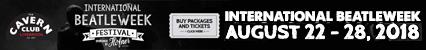 International BeatleWeek Festival   24 - 30 august 2016
