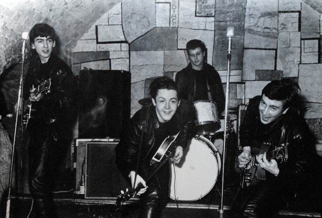 Pete Best Cavern BN