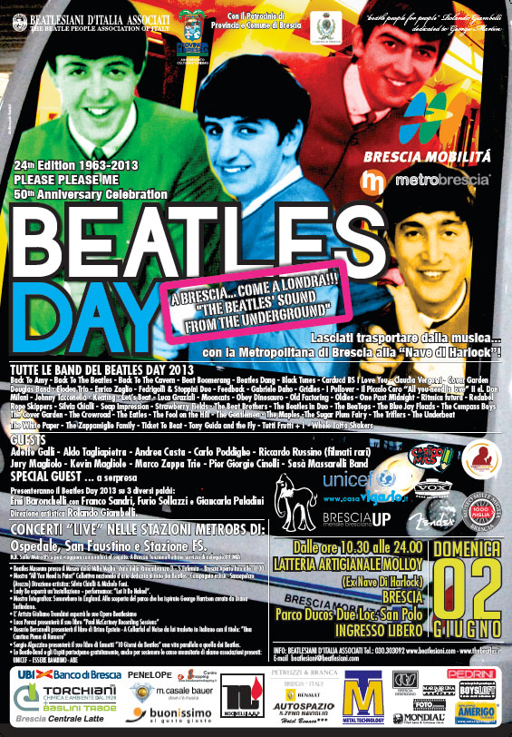 beatles day 2013